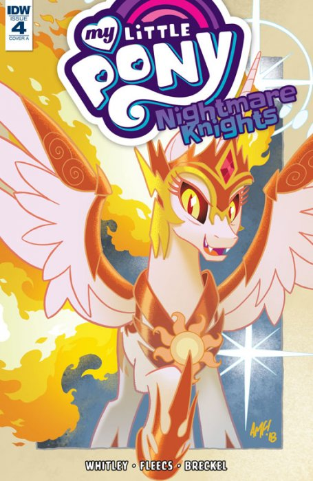 My Little Pony - Nightmare Knights #4
