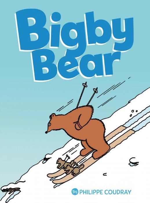 Bigby Bear #1 - HC