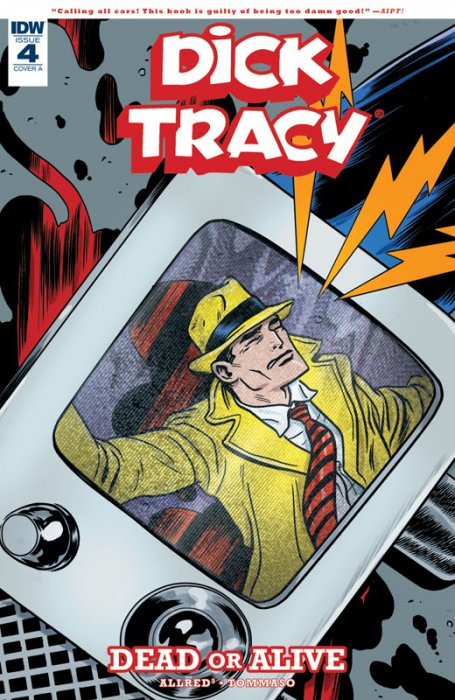 Dick Tracy - Dead or Alive #4