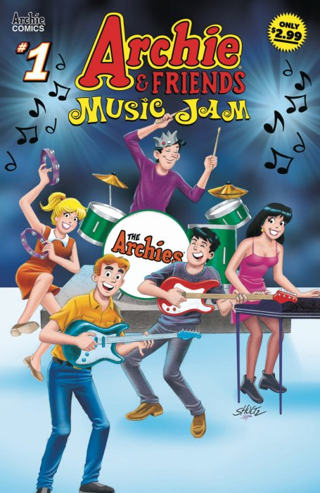 Archie & Friends - Music Jam #1