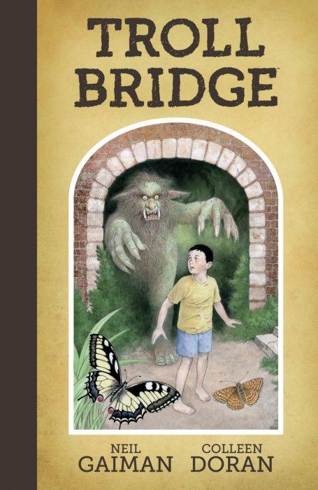 Neil Gaiman's Troll Bridge #1 - GN