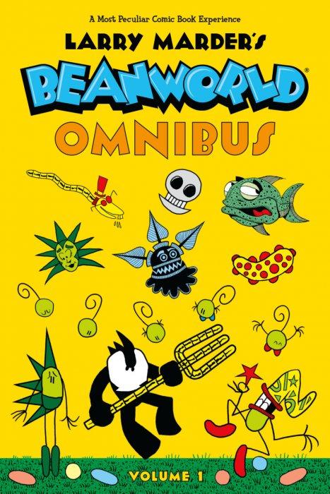 Larry Marder's Beanworld Omnibus Vol.1