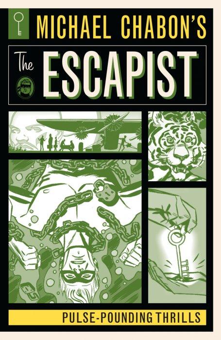 Michael Chabon's The Escapist - Pulse-Pounding Thrills #1 - TPB