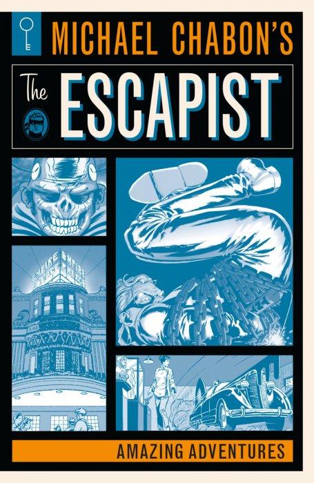 Michael Chabon's The Escapist - Amazing Adventures #1 - GN