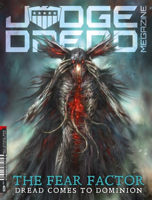 Judge Dredd The Megazine #405