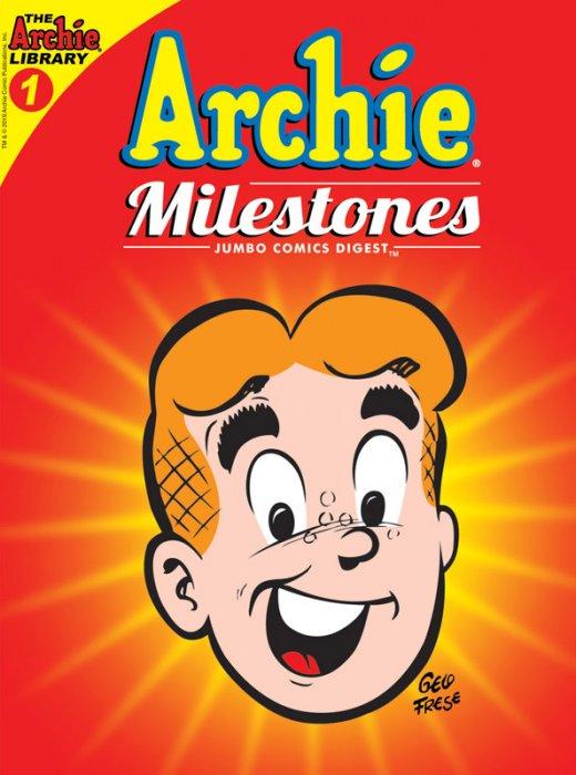 Archie Milestones Comics Digest #1
