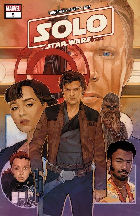 Solo - A Star Wars Story Adaptation #5