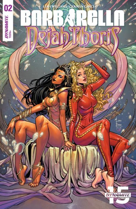 Barbarella - Dejah Thoris #2