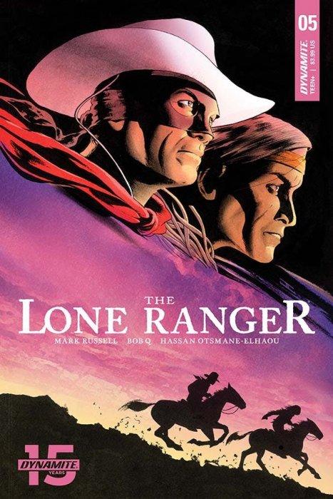 The Lone Ranger #5