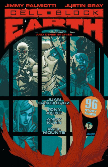 Cell Block Earth and Other Stories #1 - TPB