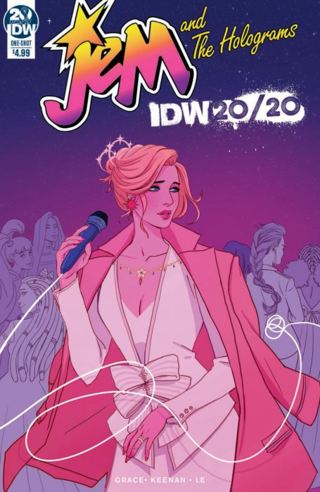 Jem and the Holograms 20/20 #1