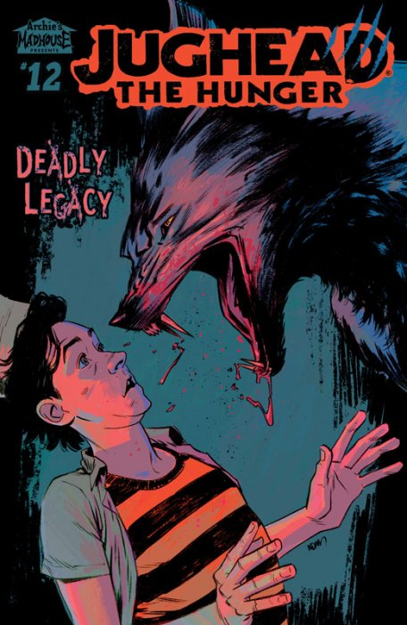 Jughead - The Hunger #12