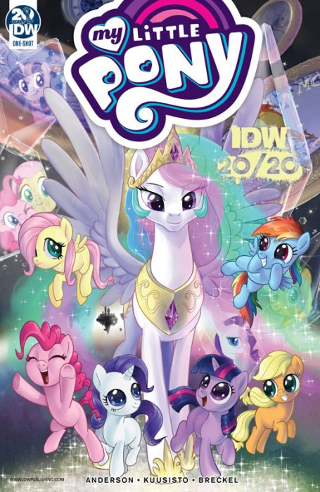 My Little Pony - Friendship is Magic 20/20 #1