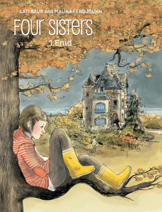 Four Sisters #1 - Enid