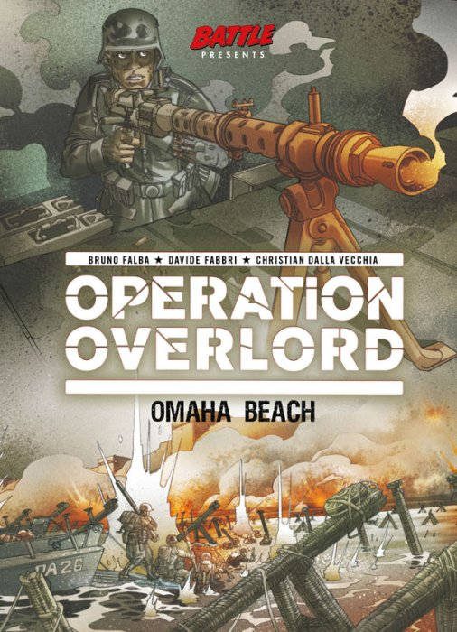 Operation Overlord #2 - Omaha Beach