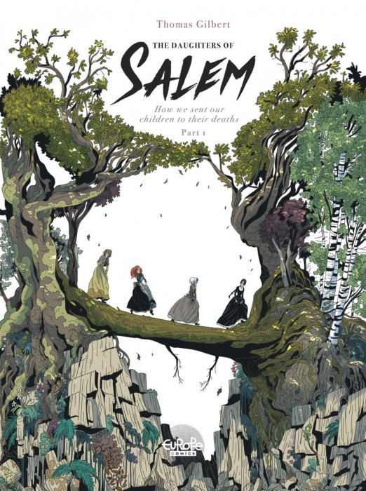 The Daughters of Salem #1 - How we sent our children to their deaths