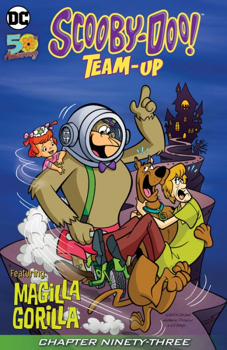 Scooby-Doo Team-Up #93