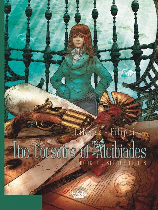 The Corsairs of Alcibiades #1 - Secret Elites
