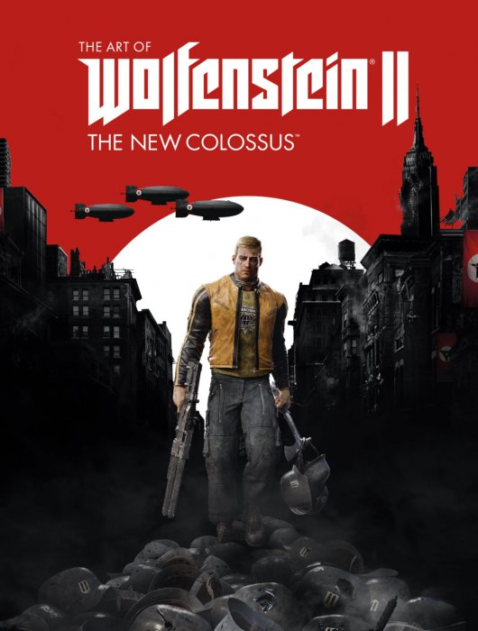 The Art of Wolfenstein II - The New Colossus #1 - HC