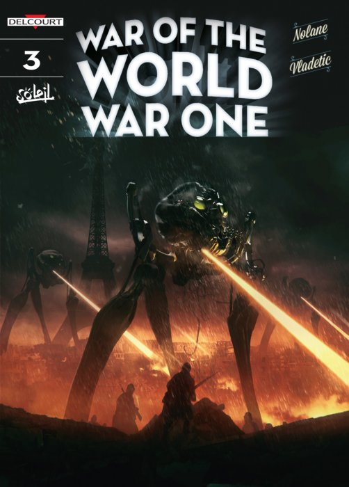 War of the World War One Vol.3 - The Monsters from Mars