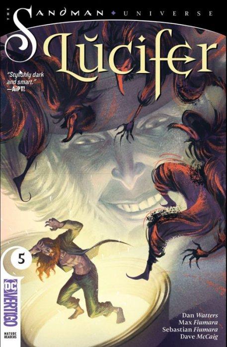 Lucifer Vol.3 #5