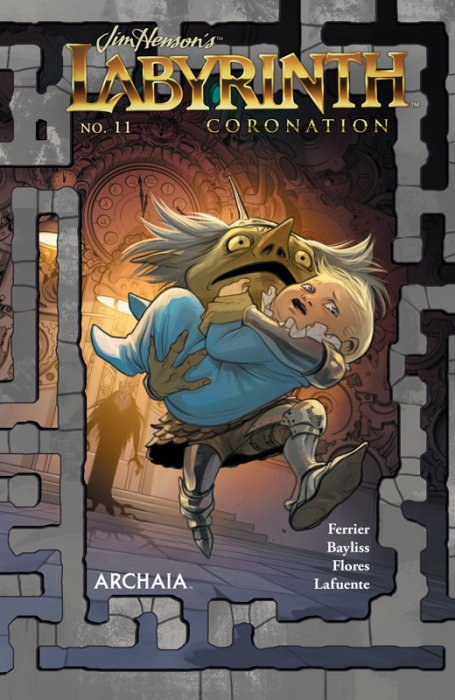 Jim Henson's Labyrinth - Coronation #11