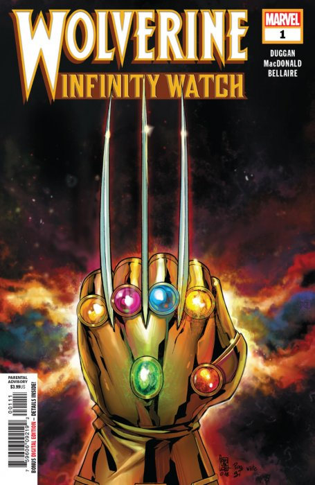 Wolverine - Infinity Watch #1