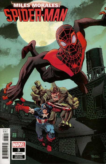 Miles Morales - Spider-Man #3