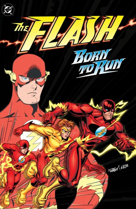 The Flash - Born to Run #1 - TPB