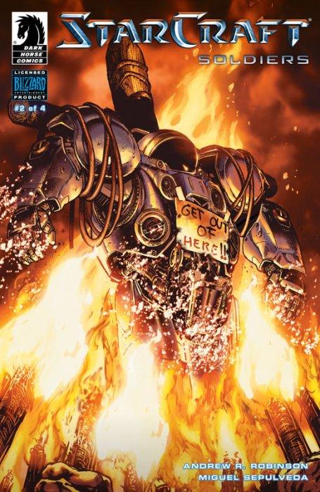 StarCraft - Soldiers #2