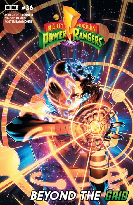 Mighty Morphin Power Rangers #36