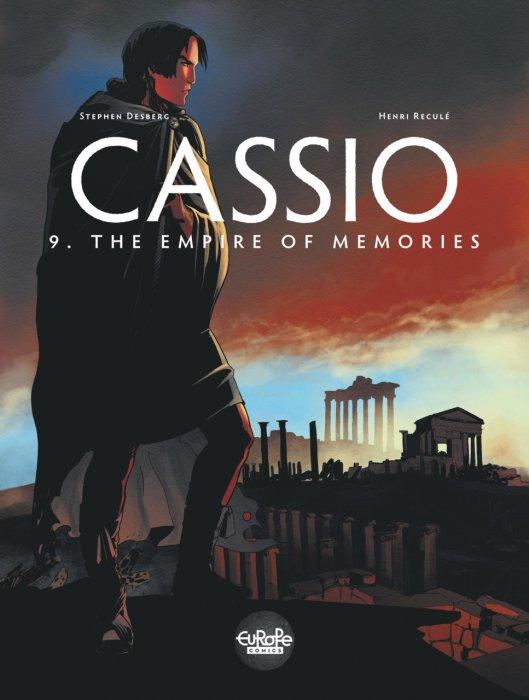 Cassio #9 -The Empire of Memories