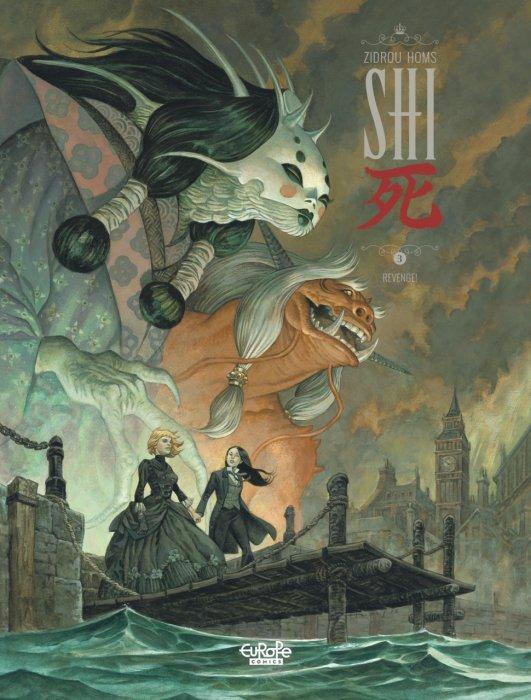 SHI #3 - Revenge!