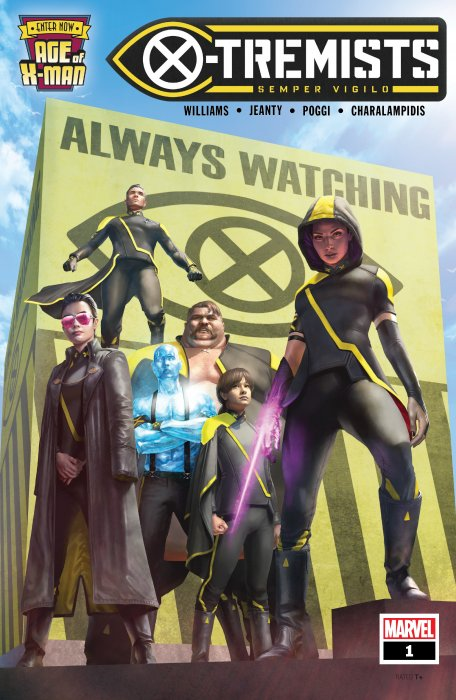 Age of X-Man - X-Tremists #1