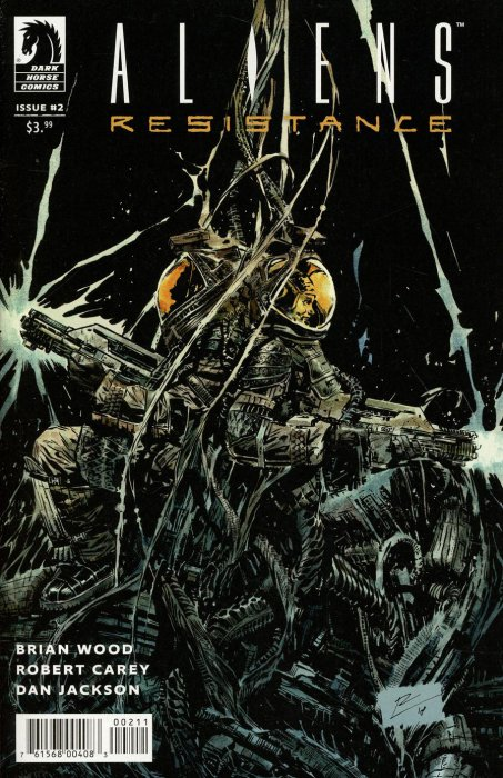 Aliens - Resistance #2