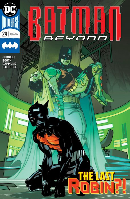 Batman Beyond #29