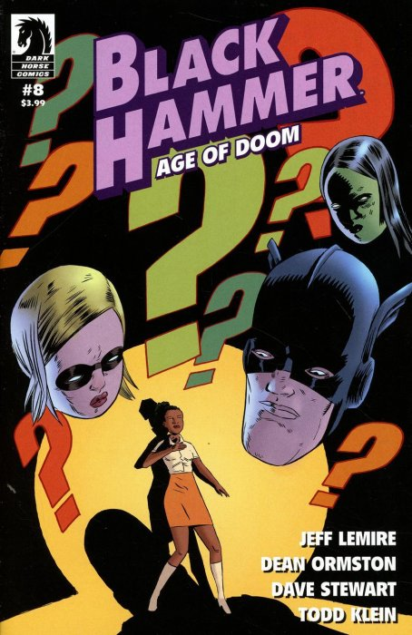 Black Hammer - Age of Doom #8