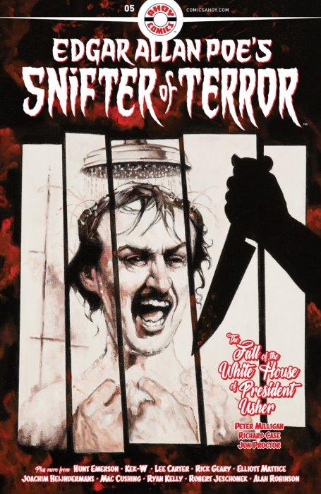 Edgar Allan Poes Snifter Of Terror #5