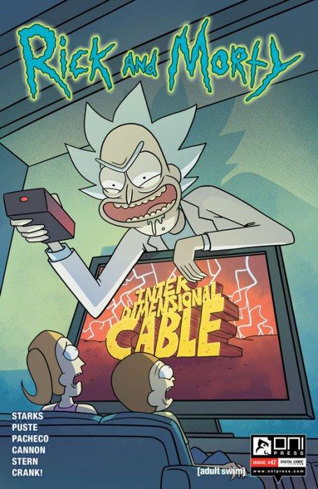 Rick and Morty #47