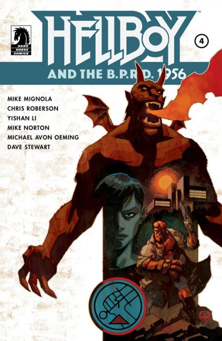 Hellboy and the B.P.R.D. - 1956 #4
