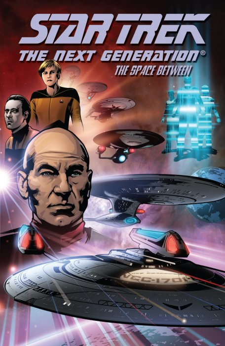 Star Trek - The Next Generation - The Space Between #1