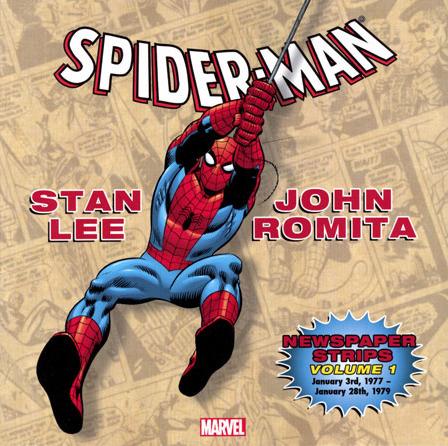 Spider-Man - Newspaper Strips Vol.1