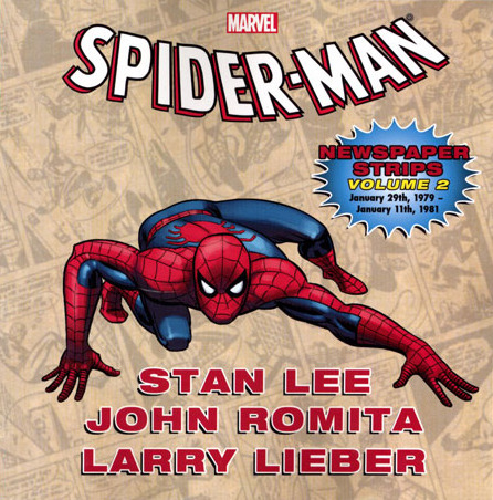 Spider-Man - Newspaper Strips Vol.2