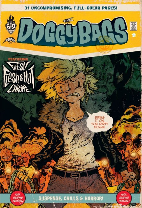 Doggybags - Fresh Flesh & Hot Chrome #1