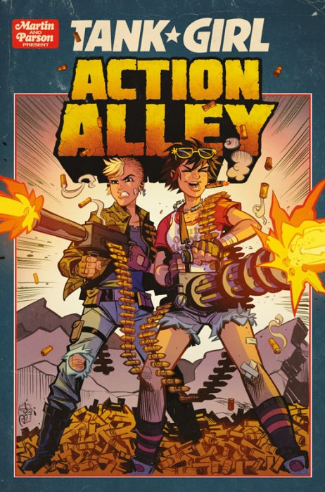 Tank Girl - Action Alley #3