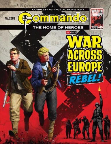 Commando #5203-5210