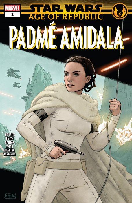 Star Wars - Age Of Republic - Padme Amidala #1