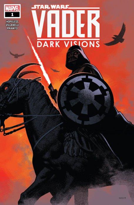 Star Wars - Vader - Dark Visions #1