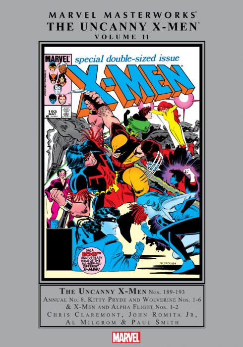 Marvel Masterworks - The Uncanny X-Men Vol.11