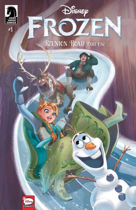 Frozen - Reunion Road #1